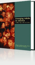 Cover of Emerging Adults in America: Coming of Age in the 21st Century